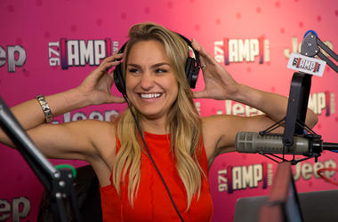 Chelsea Briggs, The New Guys, 97.1 AMP Radio Morning Show