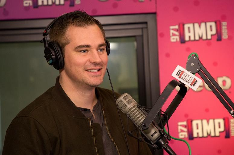 Brian Moote, The New Guys, 97.1 AMP Radio Morning Show