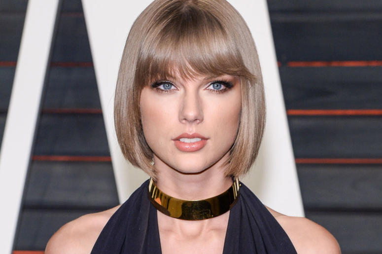 Taylor Swift Sends Flowers To Police Dept After Officers Death
