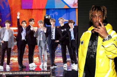 BTS and Juice WRLD