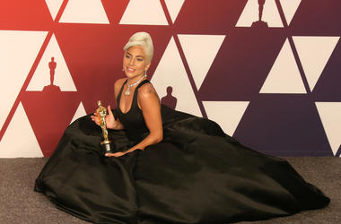Lady Gaga. 91st Annual Academy Awards presented by the Academy of Motion Picture Arts and Sciences held at Hollywood & Highland Center