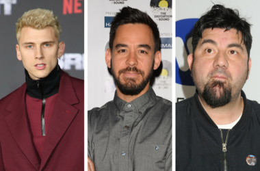 Machine Gun Kelly, Mike Shinoda, Chino Moreno