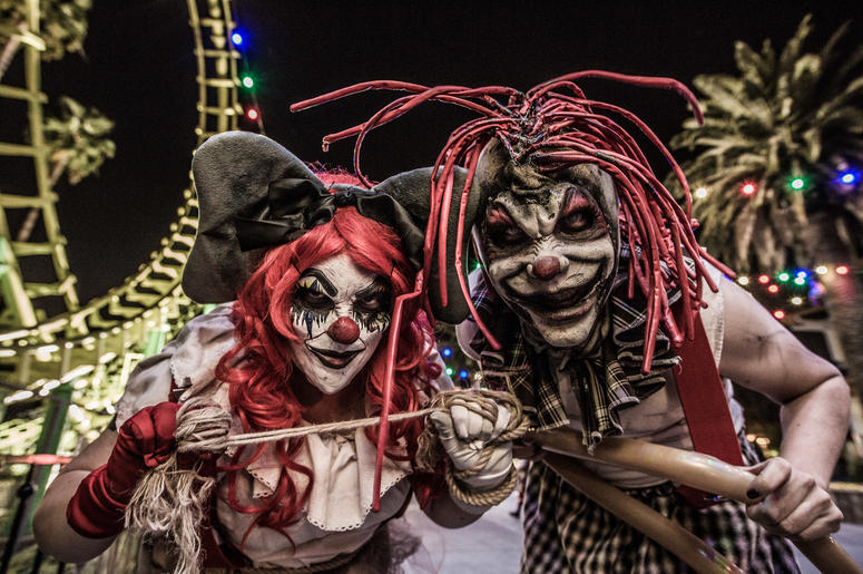 Image result for knotts scary farm