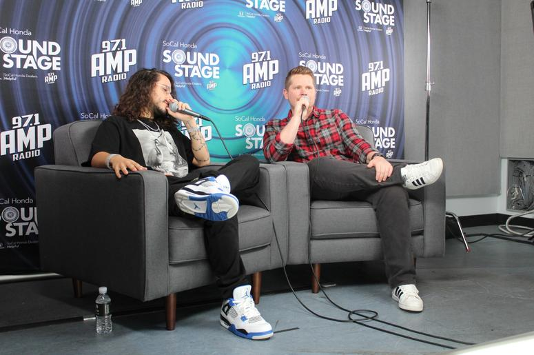 Russ at AMP Radio