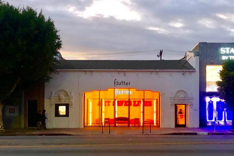 Flutter Experience Los Angeles