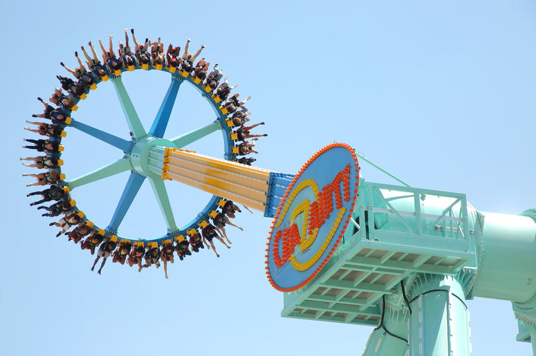 Listen For A Chance To Win Six Flags Tickets!