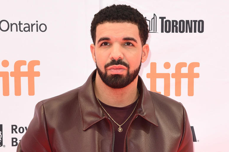 Drake at 'THE CARTER EFFECT' Premiere