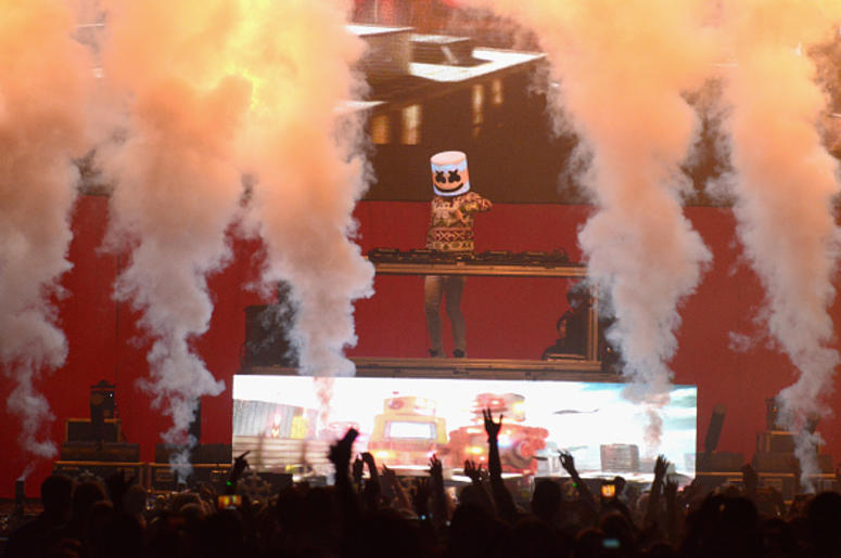 Marshmello and CHVRCHES Raise Money With Video