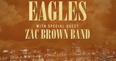 Eagles with Zac Brown Band at AT&T Park