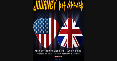 Journey, Def Leppard With Special Guest Foreigner