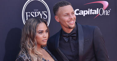 Stephen and Ayesha Curry