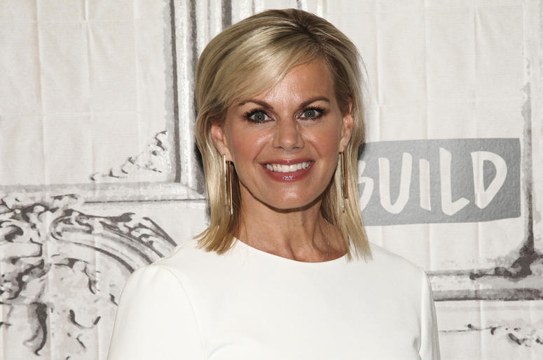 "In this Oct. 17, 2017, file photo, Gretchen Carlson participates in the BUILD Speaker Series to discuss her book ""Be Fierce: Stop Harassment and Take Back Your Power"" at AOL Studios in New York. The Miss America Organization is dropping the swimsuit compe"