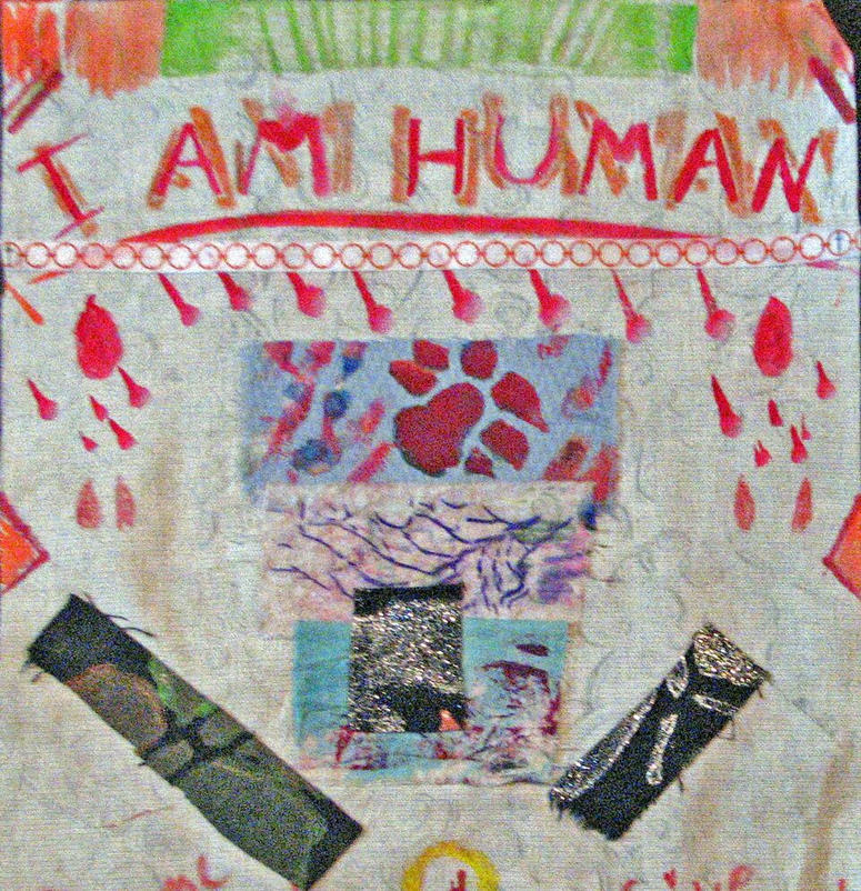 Inmates in Santa Clara county jails have been making art with volunteers  from the United Methodist Church.