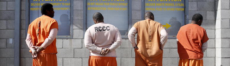 California May Reduce Life Sentences For Some Felons With 'Three Strikes'