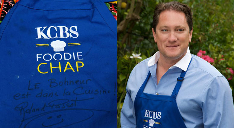 KCBS Foodie Chap, Liam Mayclem