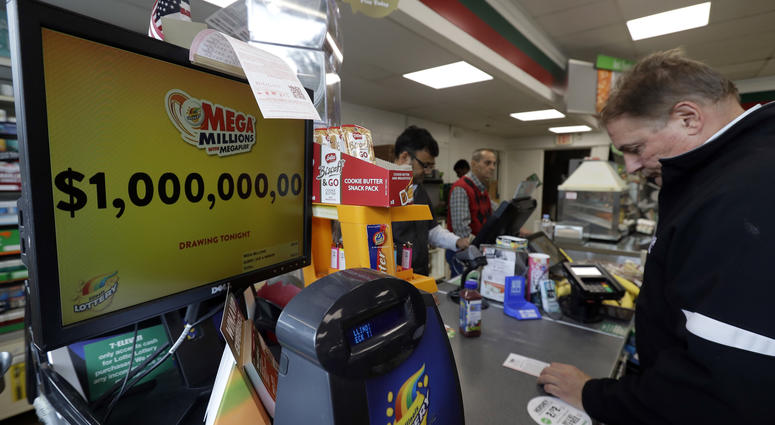 Lottery Fever Spreads As Players Eye $1.6 Billion Payout