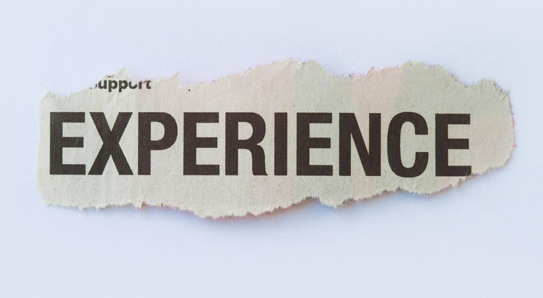 Experience graphic