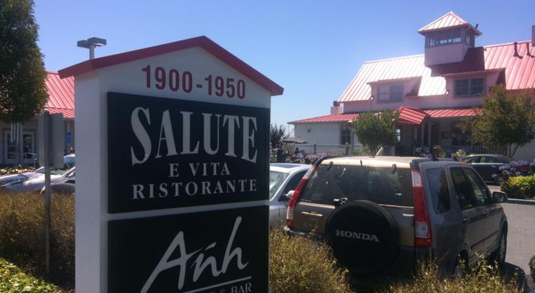 Salute E Vita, a popular Italian restaurant in Richmond, Calif., will close on July 7 after 25 years.