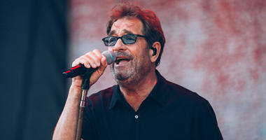 Huey Lewis of Huey Lewis And The News performs at Shaky Knees Music Festival at Centennial Olympic Park on May 14, 2016 in Atlanta, Georgia. (Photo by Ryan Myers/imageSPACE)