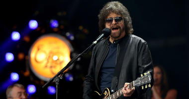 10/18/2016 - File photo dated 26/06/16 of Jeff Lynne of Jeff Lynne's ELO performing at the Glastonbury Festival, who are among the four British acts nominated for induction into next year's Rock and Roll Hall of Fame. (Photo by PA Images/Sipa USA)