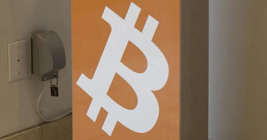 A bitcoin ATM is available for transactions at Westfield Valley Fair mall on Dec. 16, 2015 in San Jose, Calif. North Korean hackers are targeting bitcoin exchanges. (Photo by Patrick Tehan/Bay Area News Group/TNS/Sipa USA)