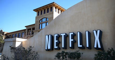 LOS GATOS, CA - JANUARY 22: A sign is posted in front of the Netflix headquarters on January 22, 2014 in Los Gatos, California. Netflix will report fourth quarter earnings today after the closing bell. (Photo by Justin Sullivan/Getty Images)