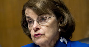 In this May 16, 2018 file photo Sen. Dianne Feinstein, D-Calif asks questions during a hearing of the Senate Judiciary Committee on Capitol Hill in Washington. Feinstein says she no longer supports the death penalty, a significant policy shift as she seek