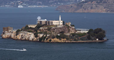 Alcatraz island is part of the National Park Service.