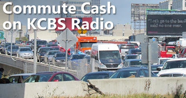 Commute Cash On KCBS Radio