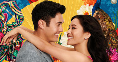 Henry Golding and Constance Wu in 'Crazy Rich Asians' (Photo credit: Warner Bros)