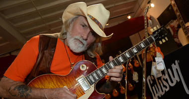 Dickey Betts (Photo credit: Getty Images)