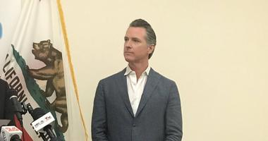 Governor-Elect Gavin Newsom on Nov. 8, 2018.