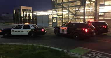 BART Police at Warm Springs Station
