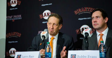 Larry Baer Giants CEO