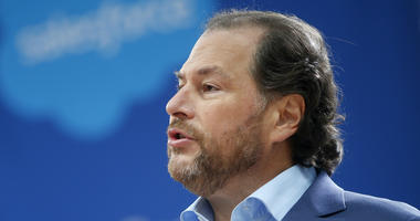 Salesforce CEO Marc Benioff Calls San Francisco A Train Wreck Of Inequality