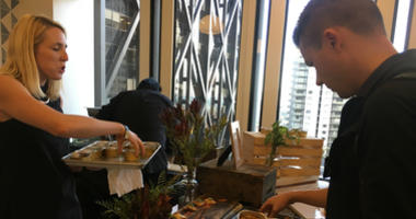 WeWork no longer serves meat to its workers and encourages other companies to cut back too.