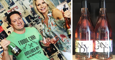 Liam Mayclem and Michele Truchard of JaM Cellars