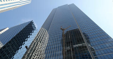 The 58-story Millennium Tower in San Francisco has several experienced several problems since opening in 2009, including a sinking foundation and cracked windows.
