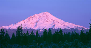Mount Shasta in Northern California is a high-risk volcano, according to the United States Geologic Survey.