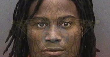 San Francisco 49ers player Reuben Foster was arrested after allegedly slapping his ex-girlfriend at a hotel in Tampa, Fla. on Nov. 24, 2018.