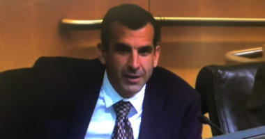 San Jose Mayor Sam Liccardo may remain in office an extra two years if voters approve a measure to change the election schedule.