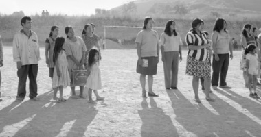 """A scene from """"Roma,"""" which film critic Jan Wahl predicts will win several of the most coveted Oscar awards."""