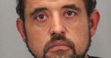 San Jose police allege that Andrew Trujillo stole a cop car on October 9.