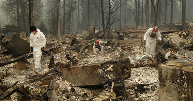 First Victims Identified As Deaths From Camp Fire Reaches 48