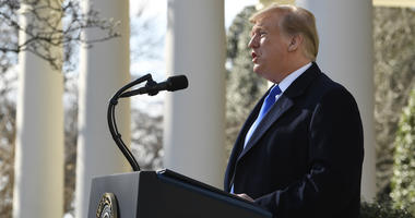 President Trump Vows To Sign National Emergency Over Border