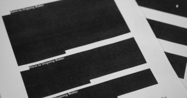 The Redacted Mueller Report Gets Released