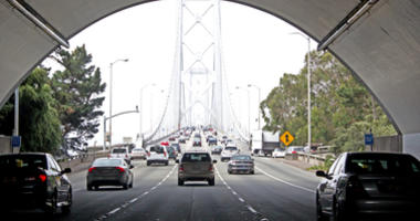 Bay Bridge Tunnel Traffic