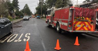 Gas Leak Forces Evacuation Of 16 Homes In Santa Rosa