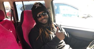 Deco Carter, also known as Hip Hop Lyft on social media, is upset about missing a bonus given to some drivers.