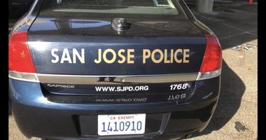 San Jose Patrol Car